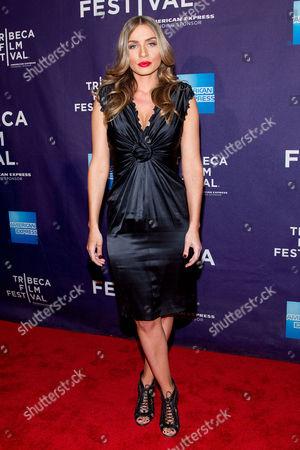 Editorial photo of Raze Premiere NY, New York, USA - 21 Apr 2013