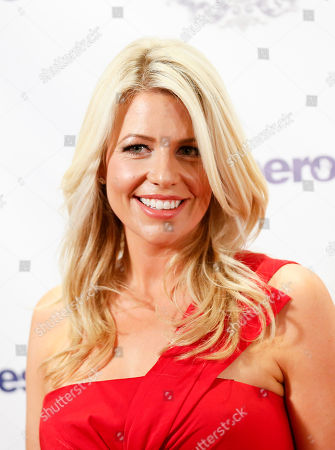 Stock Photo of Founder of Unlikely Heroes Erica Greve arrives at the Recognizing Heroes Awards Dinner and Gala at the W Hotel Hollywood on in Los Angeles