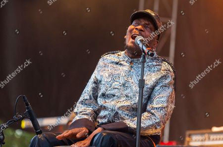 Jimmy Cliff seen at Riot Fest & Carnival in Douglas Park on in Chicago