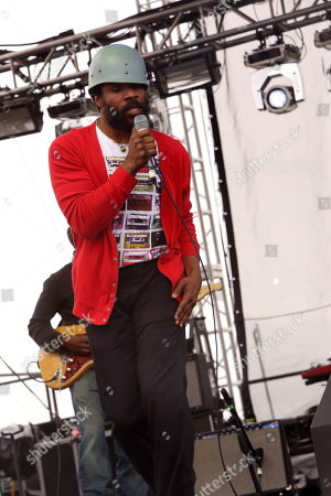 Cody Chesnutt performs at The Sasquatch! Music Festival on in George, Washington