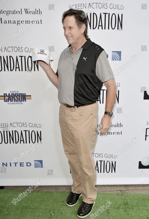 Robert Hays arrives at the Screen Actors Guild Foundation's 4th Annual Los Angeles Golf Classic at the Lakeside Golf Club on in Burbank, Calif