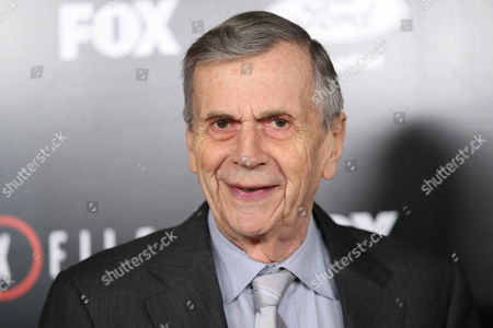 William B. Davis arrives at the season premiere of 'The X-Files' at the California Science Center, in Los Angeles