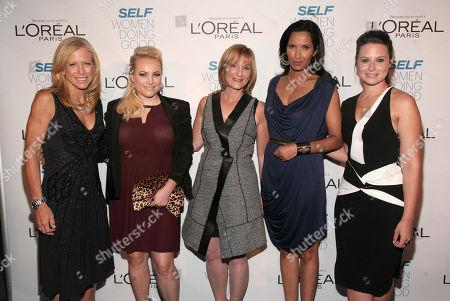 Editorial image of SELF Magazine's Women Doing Good Awards, New York, USA - 11 Sep 2013