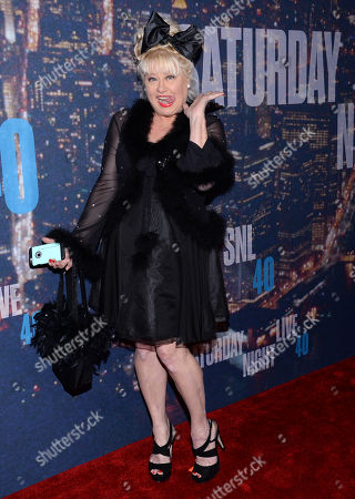 Editorial photo of SNL 40th Anniversary Special - Arrivals, New York, USA - 15 Feb 2015