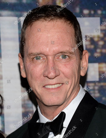 David Cone attends the SNL 40th Anniversary Special at Rockefeller Plaza, in New York