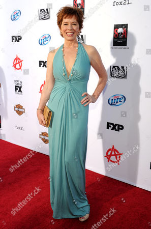 Editorial image of Sons of Anarchy Season 6 Premiere Event - Arrivals, Hollywood, USA - 7 Sep 2013