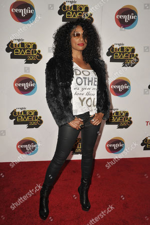 Editorial picture of Soul Train Awards - Arrivals, Las Vegas, USA - 8 Nov 2012
