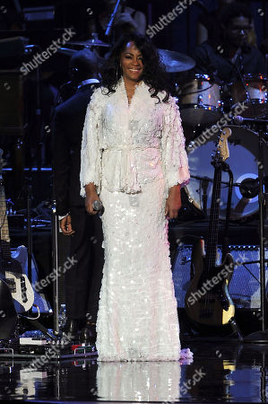 Singer Jody Watley performs onstage at the Soul Train Awards at Planet Hollywood Resort and Casino, in Las Vegas