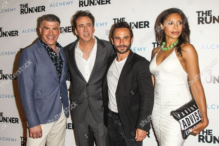 """Editorial image of Special Screening of """"The Runner"""", Los Angeles, USA - 5 Aug 2015"""