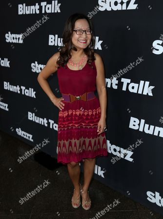 """Editorial photo of STARZ presents the Premiere of """"Blunt Talk"""", Los Angeles, USA - 10 Aug 2015"""