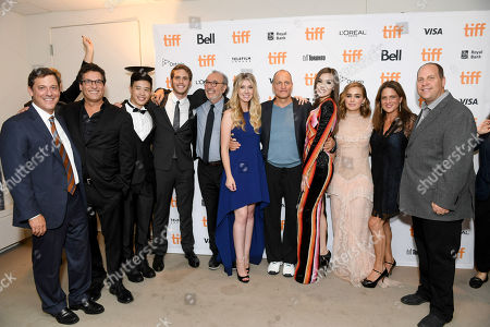"Editorial image of STX Entertainment's ""THE EDGE OF SEVENTEEN"" at the 2016 International Film Festival, Toronto, Canada - 17 Sep 2016"