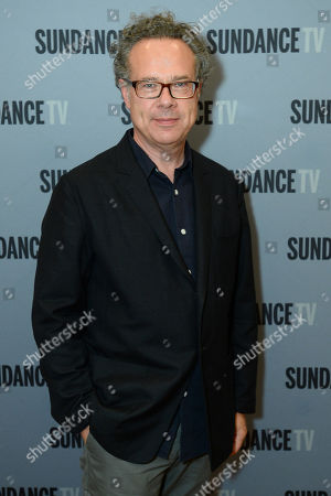 """Greg Brenman, Executive Producer at SundanceTV TCA Panel for """"The Honorable Woman"""" at the Beverly Hilton on in Beverly Hills"""