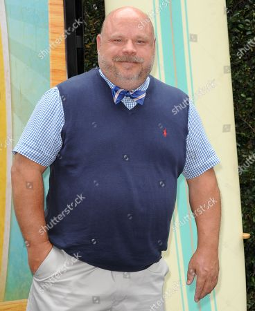 "Stock Picture of Kevin Chamberlin attends the ""Teen Beach Movie"" screening e at event at The Walt Disney studios on in Burbank, Calif"