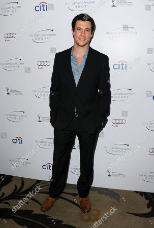 """Drew Roy arrives at the Academy of Television Arts & Sciences Presents """"The 6th Annual Television Honors"""" at the Beverly Hills Hotel on in Beverly Hills, Calif"""