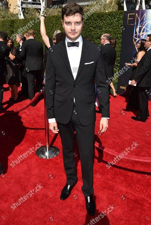 Editorial picture of Television Academy's 2014 Creative Arts Emmy Awards - Red Carpet, Los Angeles, USA - 16 Aug 2014