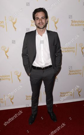 Frank De Julio arrives at the Television Academy's 66th Emmy Awards Producers Nominee Reception at the London West Hollywood on
