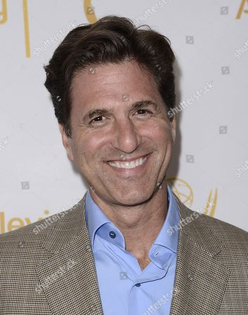 Steve Levitan arrives at the Television Academy's 66th Emmy Awards Producers Nominee Reception at the London West Hollywood on