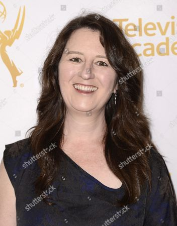 Blair Breard arrives at the Television Academy's 66th Emmy Awards Producers Nominee Reception at the London West Hollywood on
