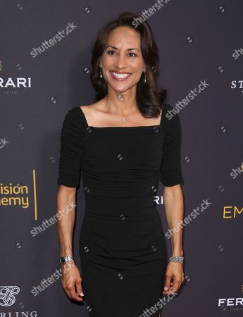 Editorial photo of Television Academy's 2016 Performers Emmy Celebration - Red Carpet, Beverly Hills, USA - 22 Aug 2016