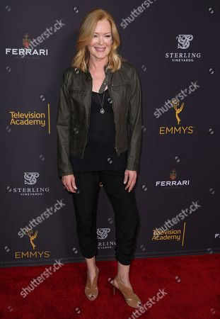 Caitlin Dulany arrives at the Television Academy's Performers Emmy Celebration at the Montage Beverly Hills on