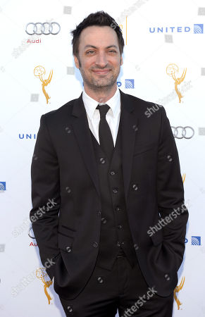 Nominee Stephen Full arrives at the Television Academy's 66th Emmy Awards Performance Nominee Reception at the Pacific Design Center, in West Hollywood, Calif