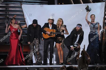 Editorial photo of The 47th Annual CMA Awards, Nashville, USA - 6 Nov 2013