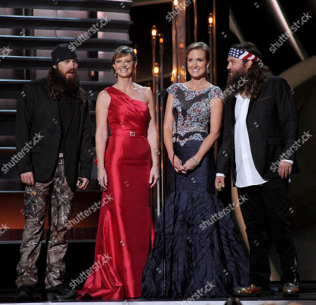 Editorial image of The 47th Annual CMA Awards, Nashville, USA - 6 Nov 2013