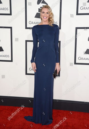 Stock Picture of Holly Ridings arrives at the 56th annual GRAMMY Awards at Staples Center, in Los Angeles
