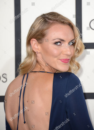 Editorial picture of The 56th Annual GRAMMY Awards - Arrivals, Los Angeles, USA - 26 Jan 2014