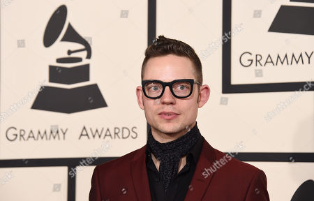 Editorial image of The 57th Annual Grammy Awards - Arrivals, Los Angeles, USA - 8 Feb 2015