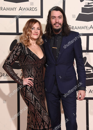Editorial photo of The 58th Annual Grammy Awards - Arrivals, Los Angeles, USA - 15 Feb 2016