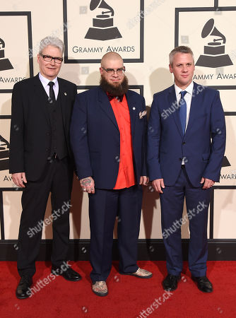 Editorial picture of The 58th Annual Grammy Awards - Arrivals, Los Angeles, USA - 15 Feb 2016