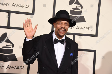 Stock Photo of John Primer arrives at the 58th annual Grammy Awards at the Staples Center, in Los Angeles