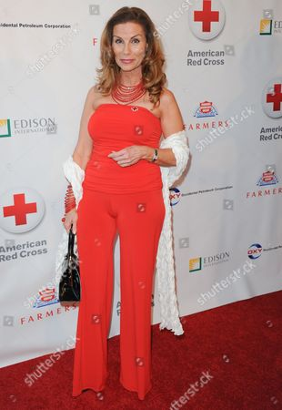 Editorial photo of The American Red Cross Presents its 7th Annual Red Tie Affair, Los Angeles, USA - 6 Apr 2013