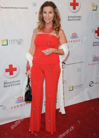 Editorial image of The American Red Cross Presents its 7th Annual Red Tie Affair, Los Angeles, USA - 6 Apr 2013