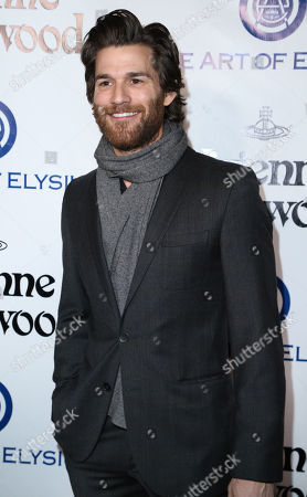 Johnny Whitworth arrives at The Art of Elysium's Ninth annual Heaven Gala at 3LABS, in Culver City, Calif