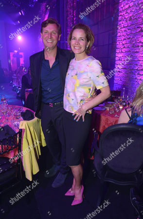 Darcy Bussell seen at The London Cabaret Club Gala Launch Party at The Collection on 8 May,2014.Photo by Jon Furniss/nvision forAP Images