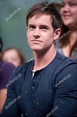 "Actor Jonathan Patrick Moore visits New.Music.Live. at the MuchMusic HQ to promote the second season of ""The L.A. Complex"", in Toronto"