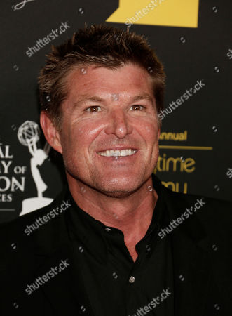 Winsor Harmon arrives at the 39th Annual Daytime Emmy Awards on HLN at the Beverly Hilton Hotel on in Beverly Hills, Calif