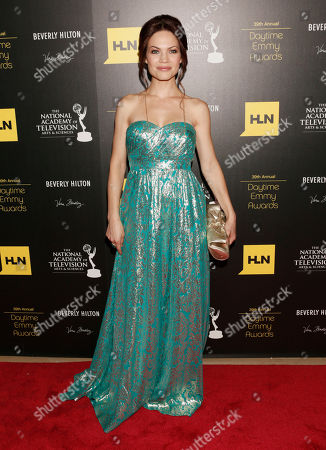 Editorial image of The Daytime Emmy Awards Arrivals, Beverly Hills, USA - 23 Jun 2012