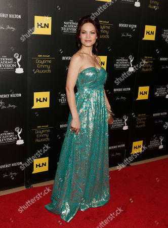 Editorial picture of The Daytime Emmy Awards Arrivals, Beverly Hills, USA - 23 Jun 2012