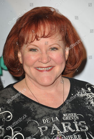 Edie McClurg arrives at The Groundlings 40th Anniversary Gala at Hyde, in Los Angeles