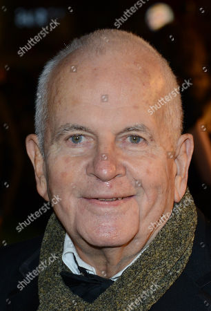 Ian Holm seen at the UK premiere of The Hobbit: An Unexpected Journey at The Odeon Leicester Square, in London