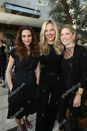 Elizabeth Stewart, Tara Swennen and Petra Flannery at The Hollywood Reporter and Jimmy Choo Celebration of the Most Powerful Stylists in Hollywood, on Wednesday, March, 13, 2013 in Los Angeles