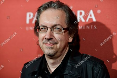 Bob Nelson arrives at The Hollywood Reporter Toasts the 2014 Oscar Nominees on Monday Feb, 10, 2014 in Beverly Hills, Calif