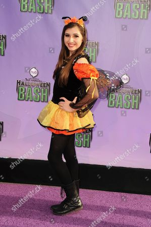 Editorial photo of The Hub Network 1st Annual Halloween Bash - Arrivals, Santa Monica, USA - 20 Oct 2013