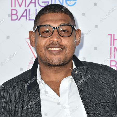 Omar Miller arrives at The IMAGINE BALL LA Benefit at the House of Blues, in Los Angeles
