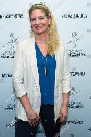 Editorial image of The James Beard Foundation Taste America Kickoff, New York, USA - 3 Aug 2016