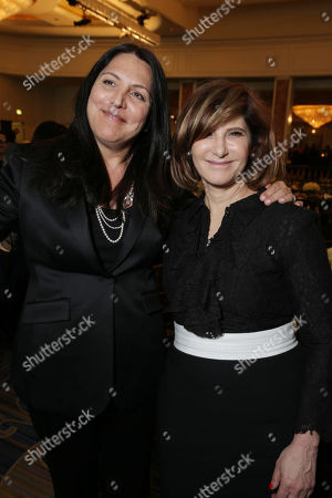 Editorial image of The L.A. Gay & Lesbian Center Hosts 'An Evening Honoring Amy Pascal and Ralph Rucci', Beverly Hills, USA - 21 Mar 2013