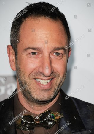 """Christos Garkinos arrives at the L.A. Gay and Lesbian Center's """"An Evening"""" at the Beverly Wilshire on in Los Angeles"""